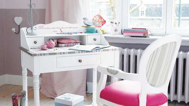 Un beau bureau pour les petits for the home pinterest kid desk