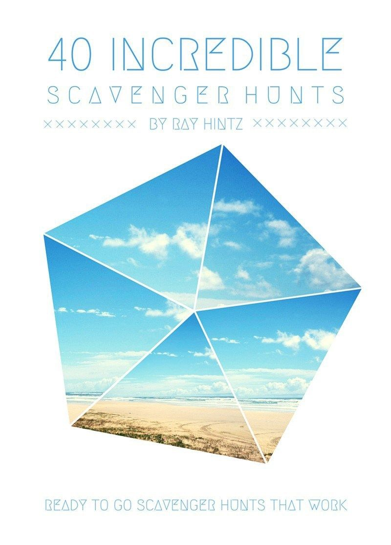 Get 40 Incredible Scavenger Hunts for absolutely free, courtesy of StuMin Stuff! #stumin #youthministry #scavengerhunt #freescavengerhunts