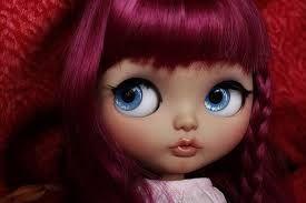 Blythe doll by UnnieDolls - Buscar con Google
