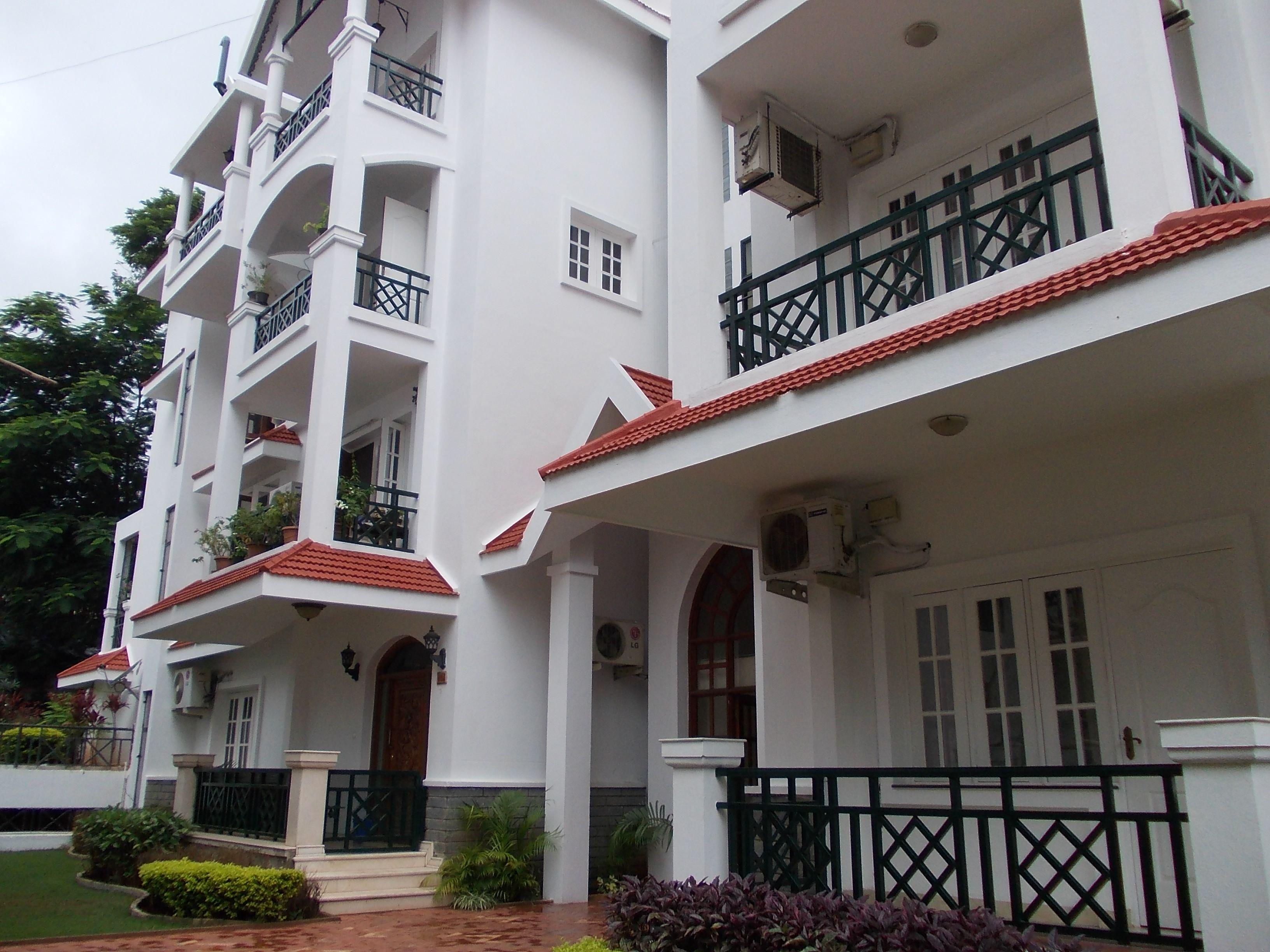 3BHK Apartment for Rent at Bensontown - Bangalore ...