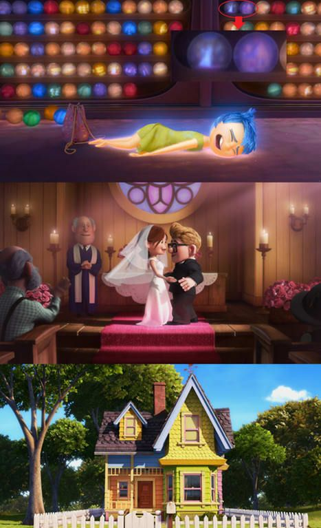 """This """"Inside Out"""" Detail Just Made """"Up"""" Even Sadder...Or Maybe Less Sad"""