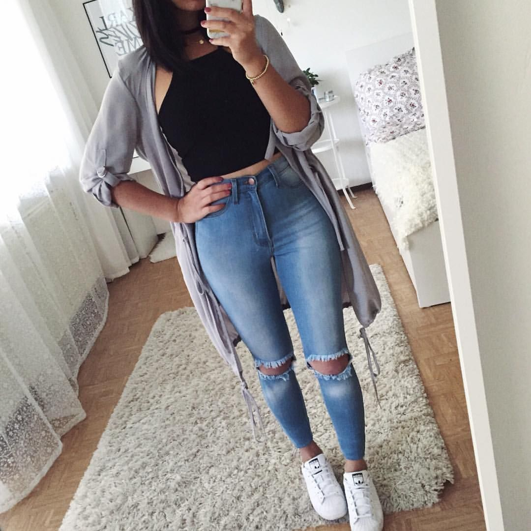 Pin By Rebeca On Casual Oufit Pinterest Instagram Clothes And Ootd