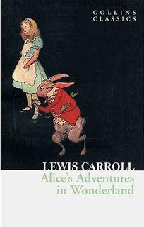 Sassy Peach, Book Blogger: Guest Blogger Charlotte: Alice in Wonderland