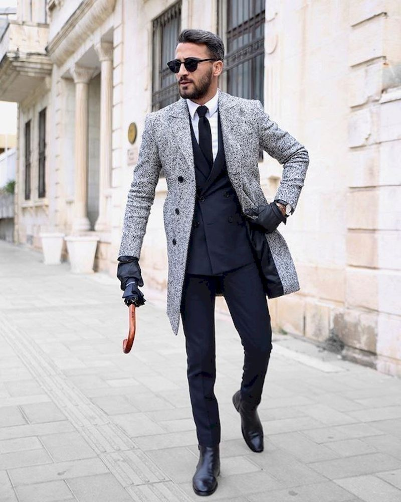 37 Best Business Casual Outfits For Men This Season #businesscasualoutfits