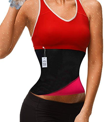11fa044eb439d Gotoly Hot Thermo Sweat Neoprene Slimming Shapers Belt Waist Cincher Trainer  (S