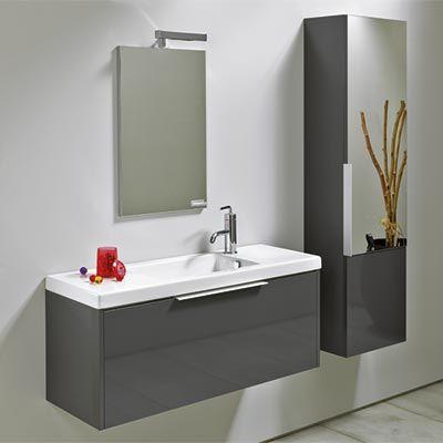 petit meuble salle de bains sanijura xs espace aubade - Aubade Meuble Salle De Bain