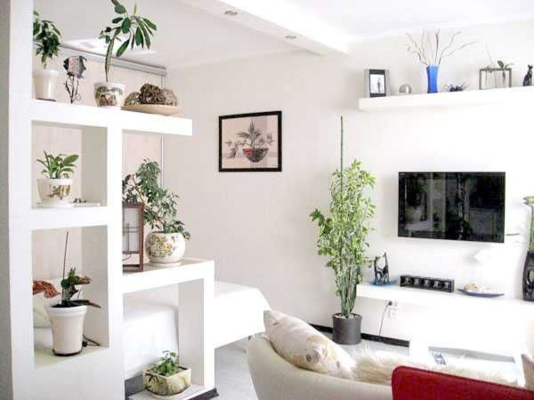 simple and functional room divider ideas interior design