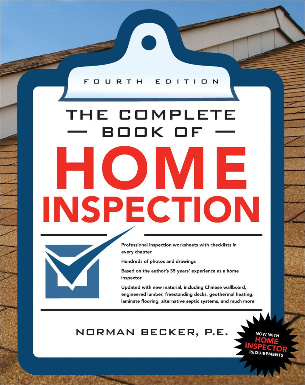 Complete Book Of Home Inspection 4 E Ebook Home Inspection Book Series Mcgraw Hill Education