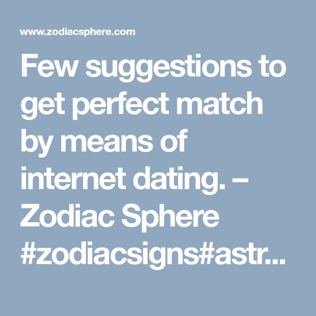 What do the zodiac signs mean sexually