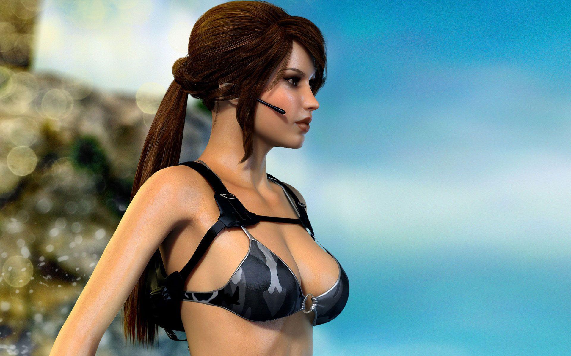 Секси телки в онлайн играх