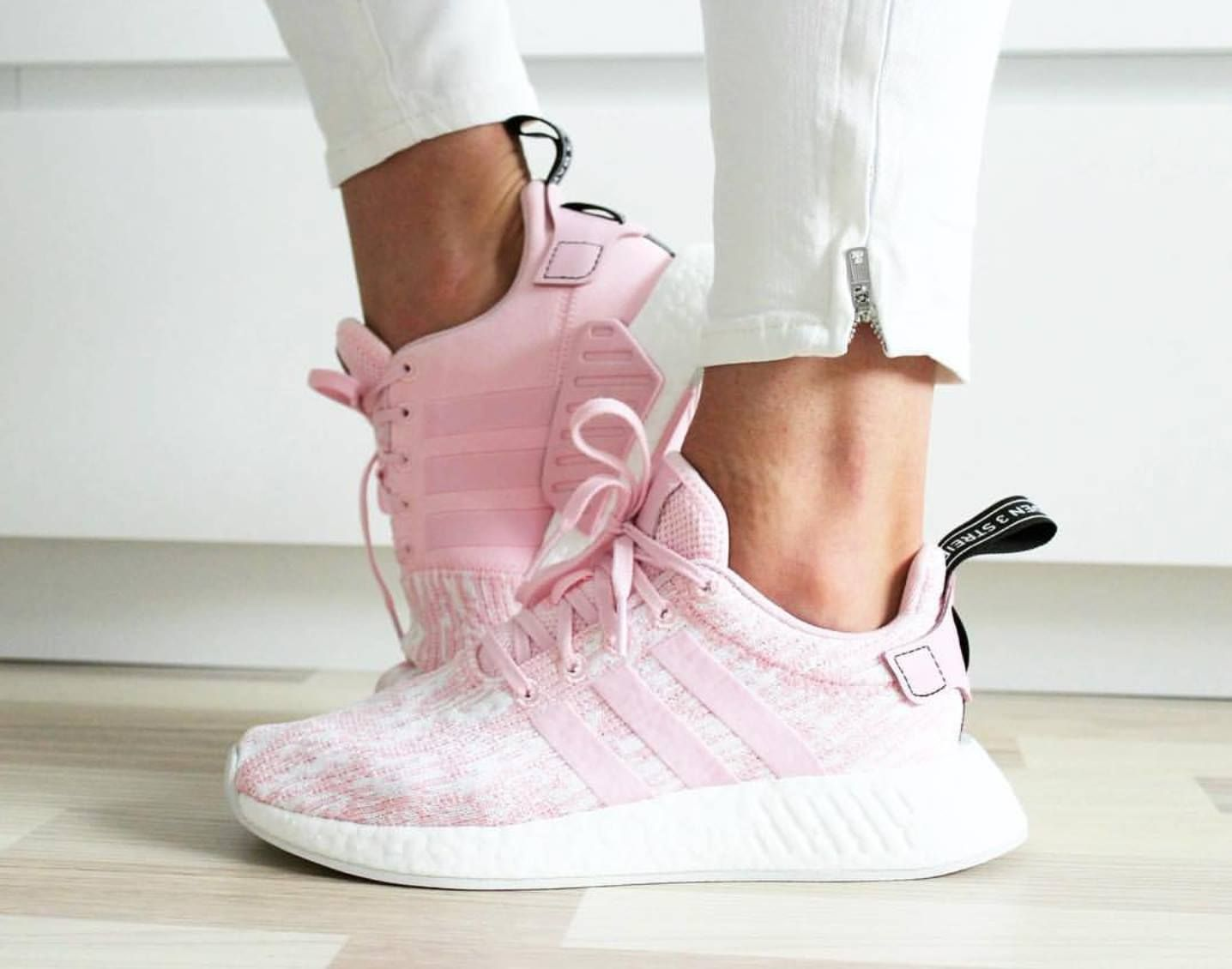 purchase cheap ccbb9 443d5 Adidas NMD pink weiß    Foto von  its.julka  Instagram