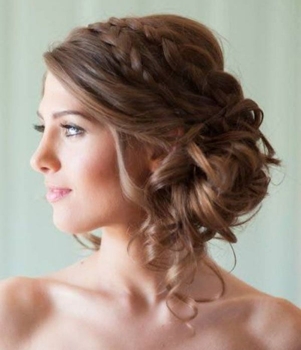 Coiffure Mariage Oriental Pas Cher Bridesmade Hair Short Hair Updo Hair Styles