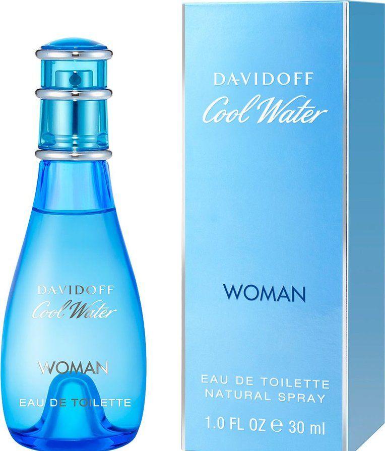 Davidoff Cool Water Edt Spray For Women In 2020 Eau De Parfum Davidoff Spray