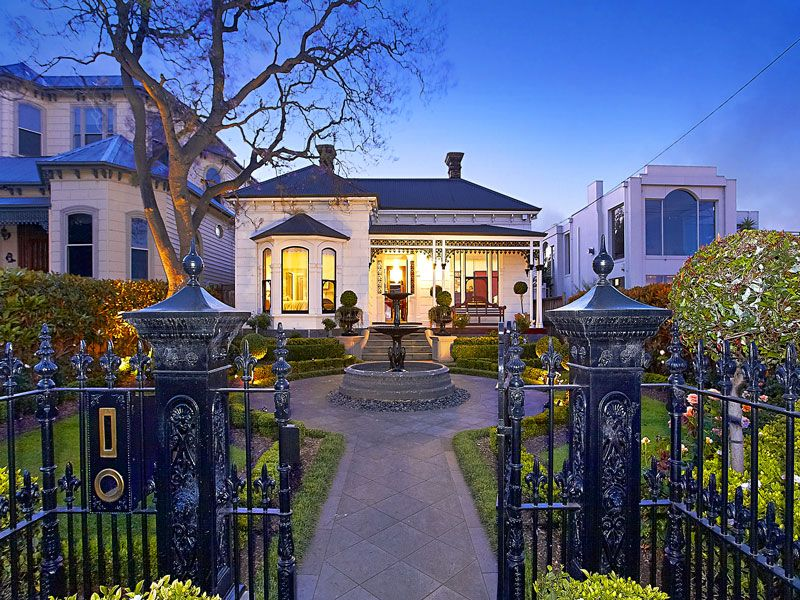 I've always loved this house overlooking the bay in Williamstown, coming up for sale next week. I wish...