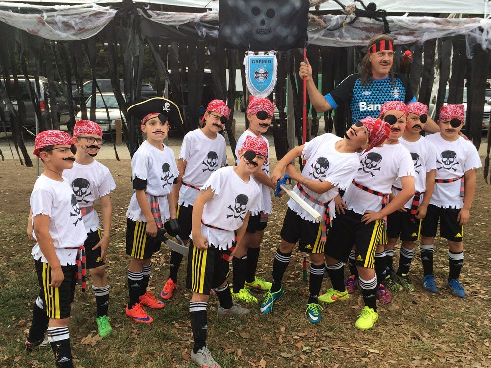 Loomis Youth Soccer Club Team Halloween Costumes Team Costumes