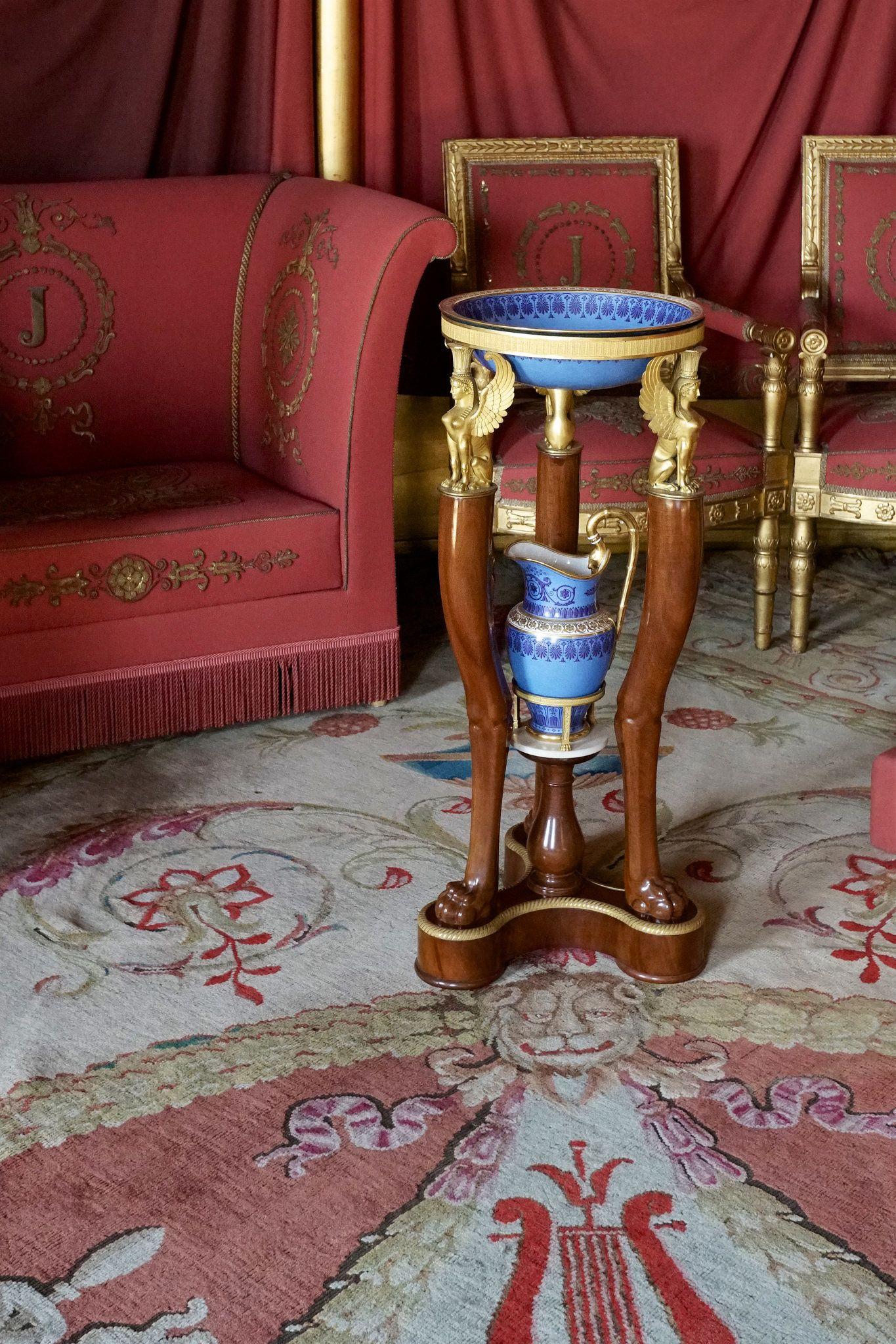 Josephine S Washbasin Chateau Malmaison Malmaison Century Furniture Chateau