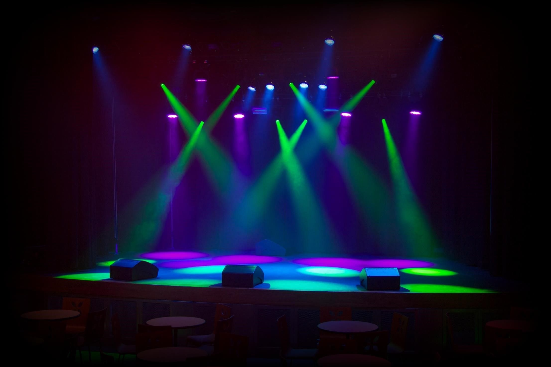 title | Stage Lighting Design