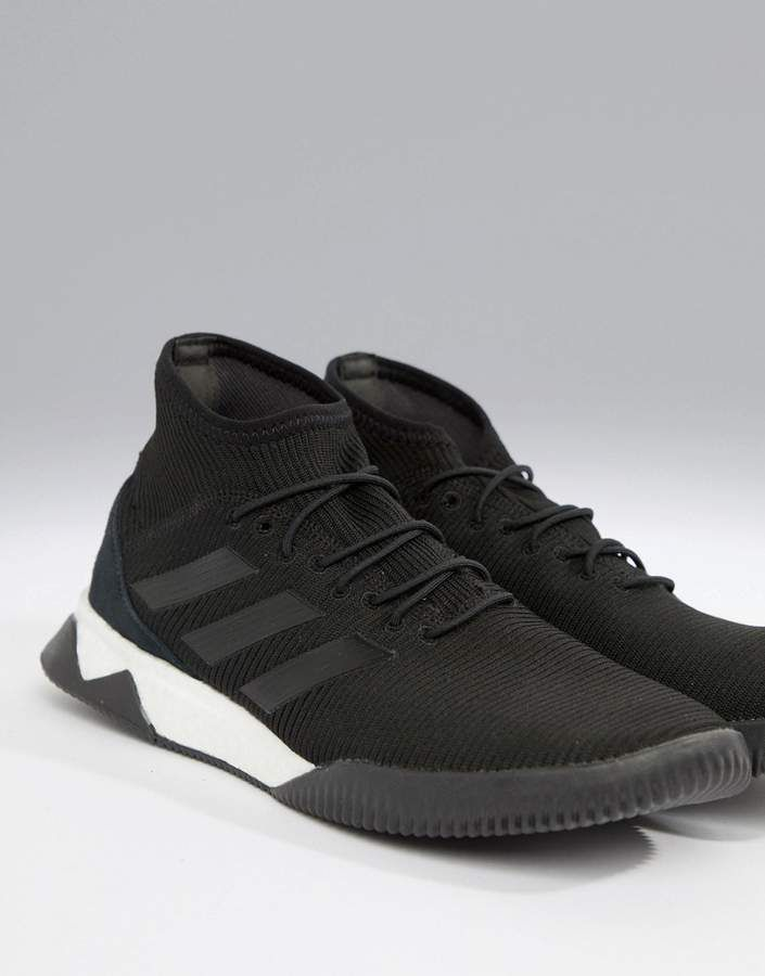 sports shoes 57b4d 2ceb0 Adidas Soccer Tango predator 18.1 sneaker in black cp9269