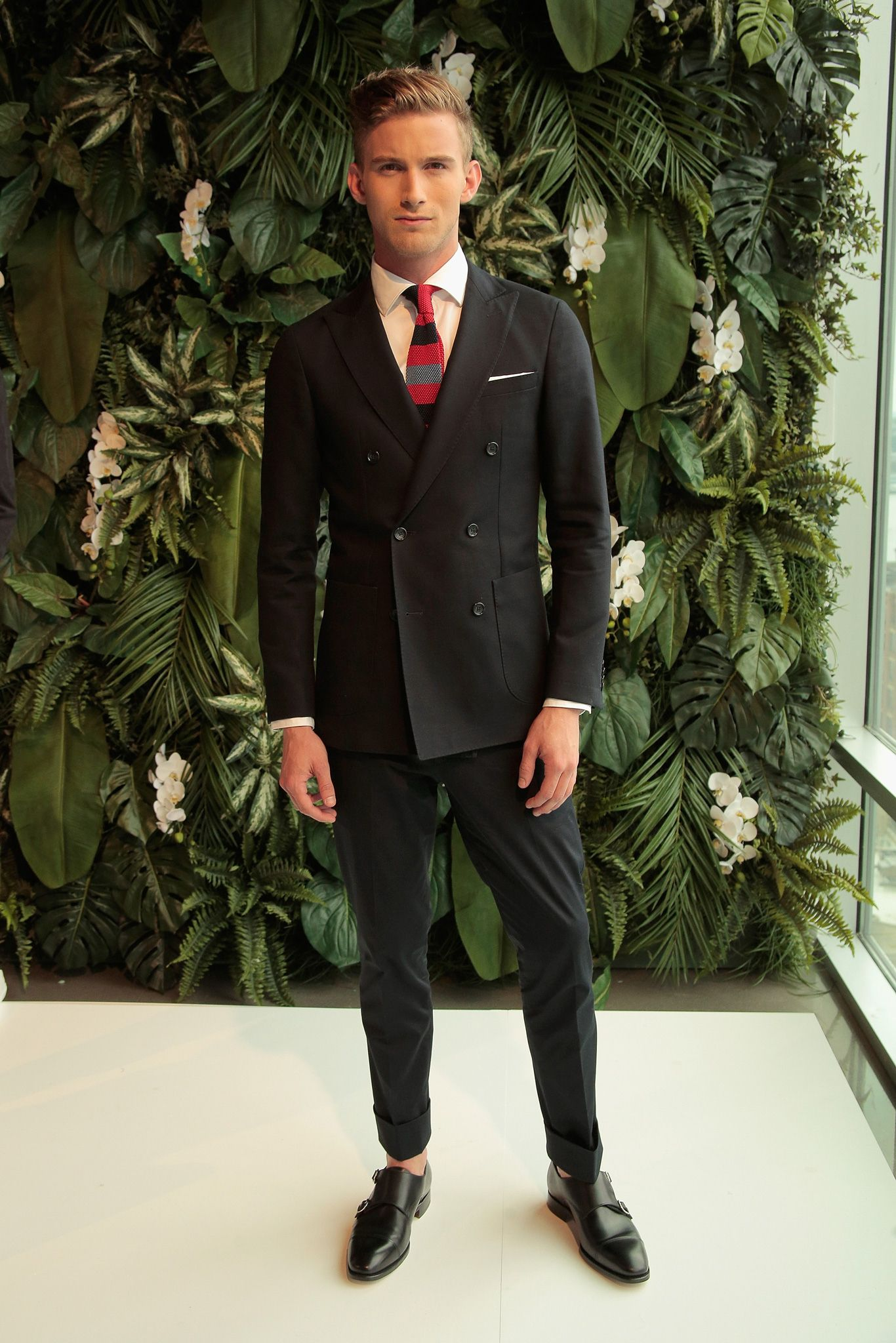 Tommy Hilfiger, Look #6 | S U I T S W O R L D | Mode homme