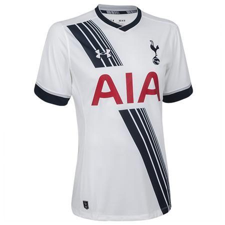 new style ff6b2 a64d8 Official Spurs Mens Home Shirt 15/16 | Spurs Shop: Tottenham ...