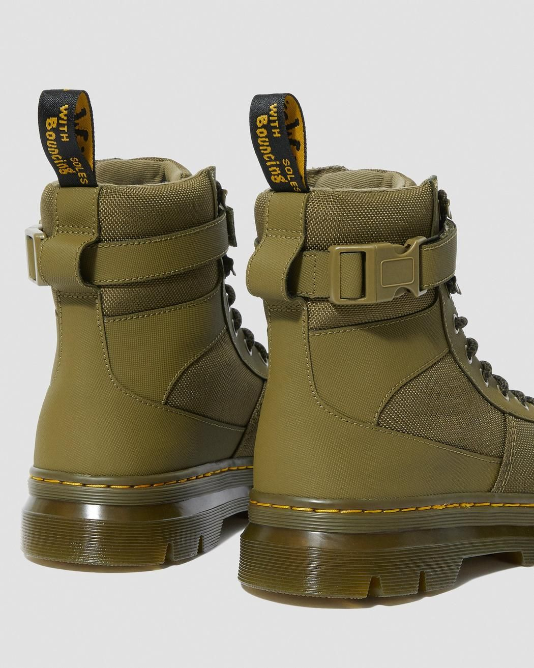 Dr martens combs tech extra tough poly casual boots in