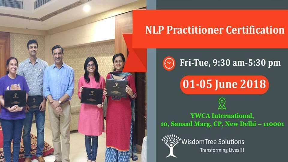 NLP Practitioner Certification Delhi | Nlp, Nlp ...