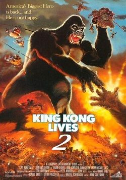 Ver Película King Kong 2 King Kong Vive Online Latino 1986 Gratis Vk Completa Hd King Kong King Kong 2 Movie Posters