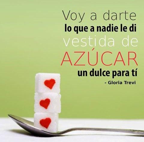 Gloria Trevi Letras De Canciones De Amor Frases De Gloria