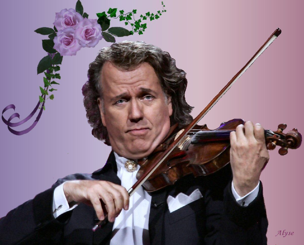 Andre Rieu Wallpapers Music Orchestra Violin Music
