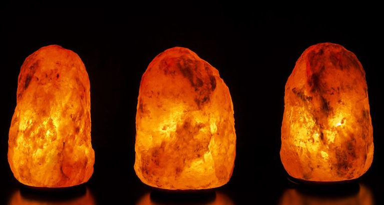 Salt Lamp Hoax Prepossessing Himalayan Salt Lamp  Exercise  Pinterest  Himalayan Salt Decorating Design