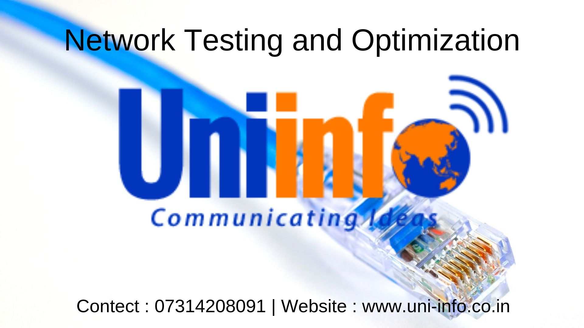 Uniinfo is the Best #TelecomCompany in India  We provide the best