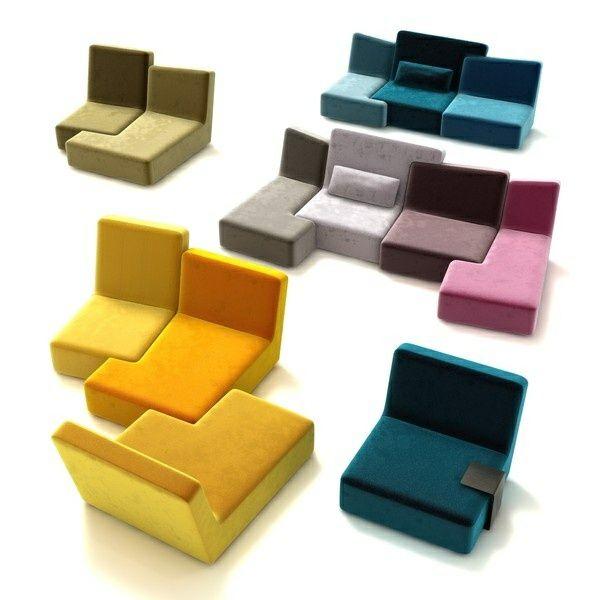 Ligne Roset Sofa designer möbel modular sofas philippe nigro - designer mobel aus treibholz