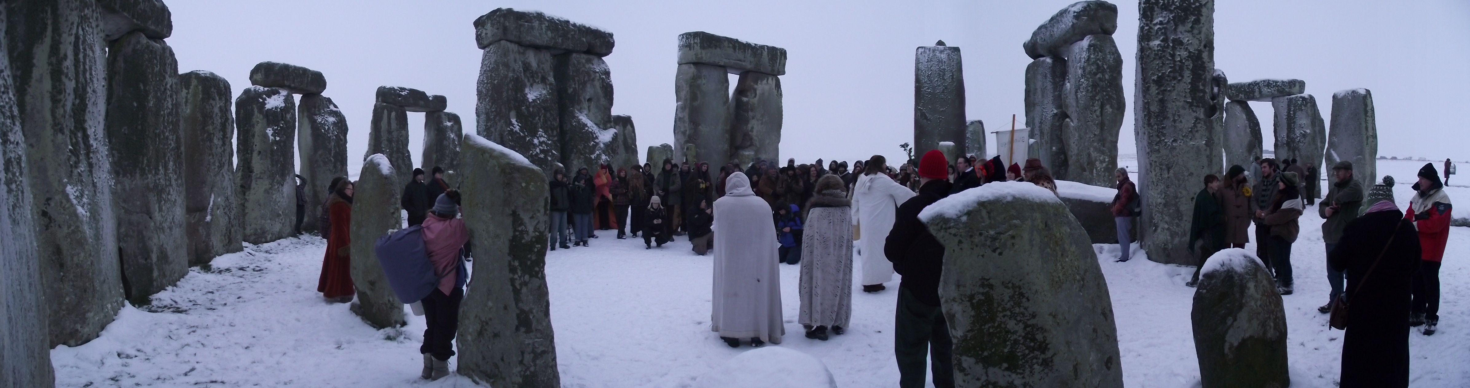 Stonehenge Winter Solstice