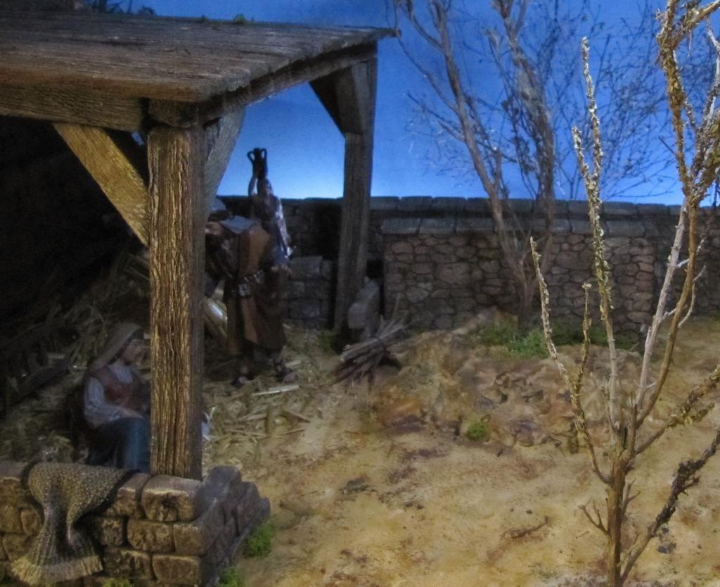Asociación de Belenistas de Badajoz - Dioramas 2013-2014