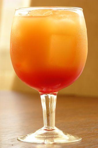 Fruity fucker drink