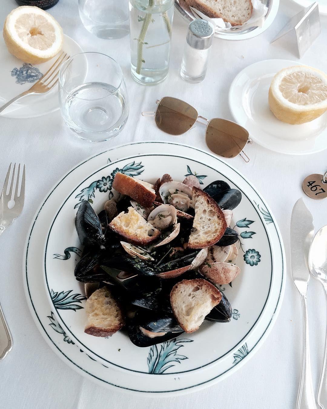 Perfect lunch! #AlbergoReginaIsabella #myReginaIsabella #luxuryhotel @regina.isabella