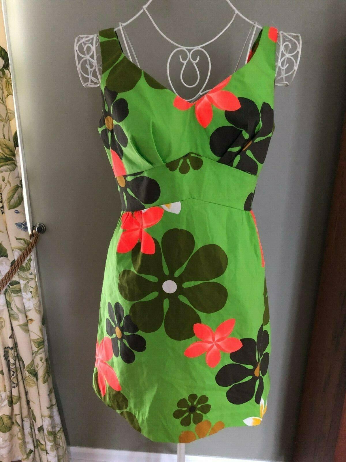 Womens Vintage Mini Dress Hawaii Hawaiian Print Hibiscus Floral Pattern Small Hawaii Dress Hawaiidres In 2020 Hawaii Dress Vintage Mini Dresses Hawaiian Maxi Dress