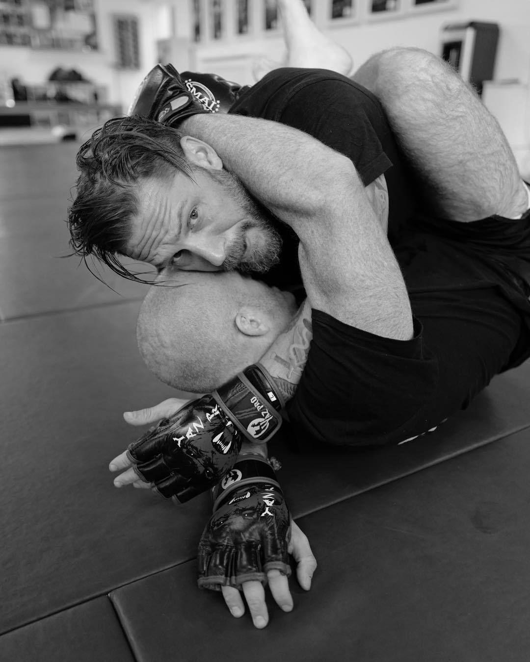 Venom Training Tom by Greg Williams