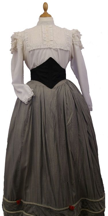 Victorian School Teacher  Firewhiskey  Victorian Costume -3400