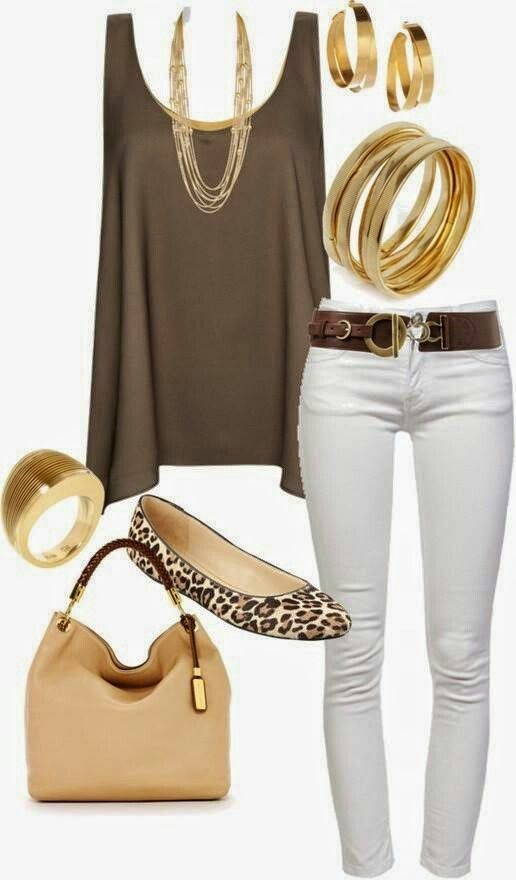 Comfortable outfit