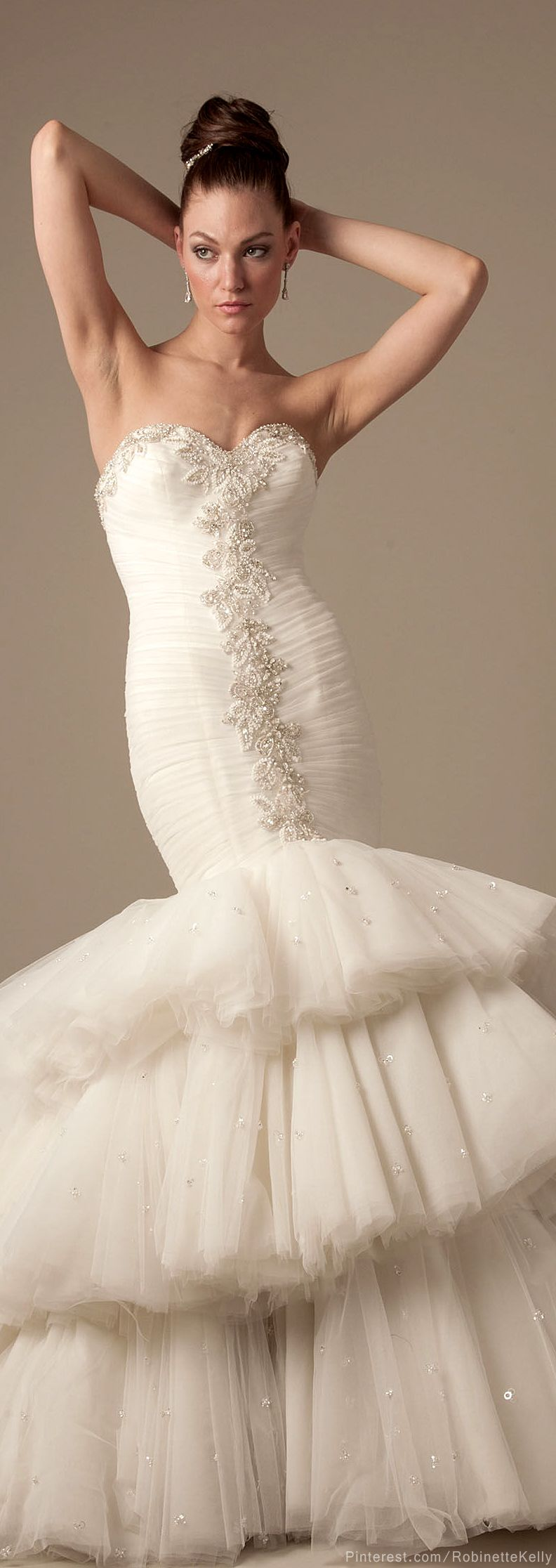 Dennis Basso for Kleinfeld 2013 collection Bridal
