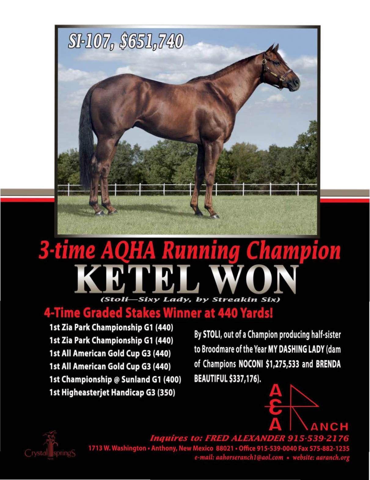 Ketel won2003stoli sixy lady by streaking six 5x5 to