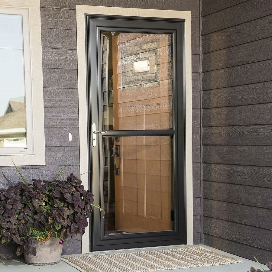 The Best Storm Doors For Your Home Glass Storm Doors Best Storm Doors Storm Door Makeover