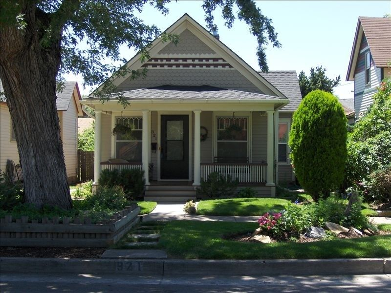 Colorado Springs House Rental   Charming Cottage Within 4 Blocks Of  Downtown Colorado Springs