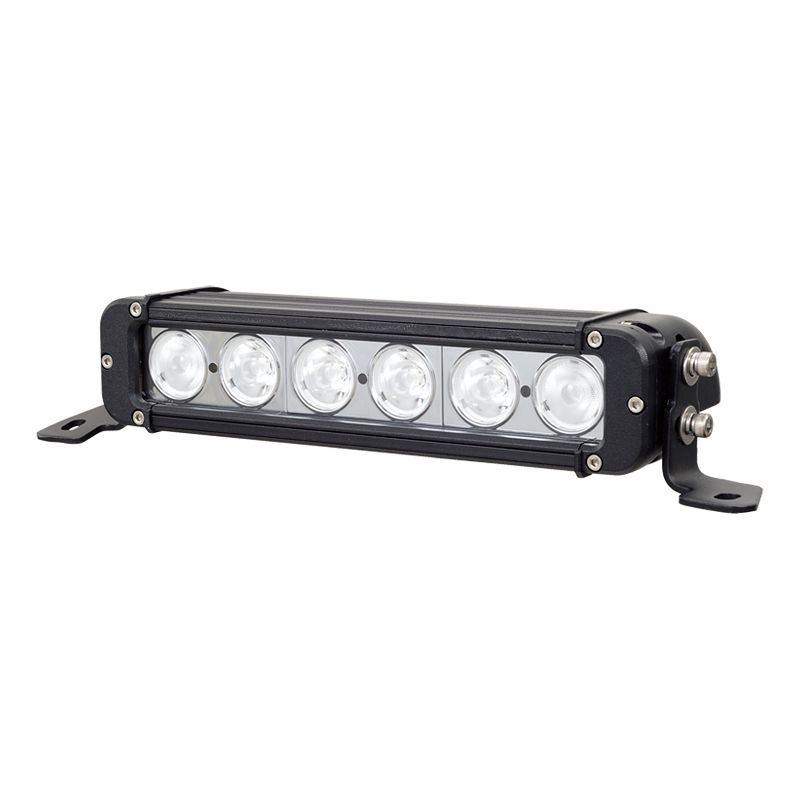 11 Inch 60w Single Row Spot Flood Combo Beam Light Bars For Trucks With Images Bar Lighting Led Light Bars Light Bar Truck