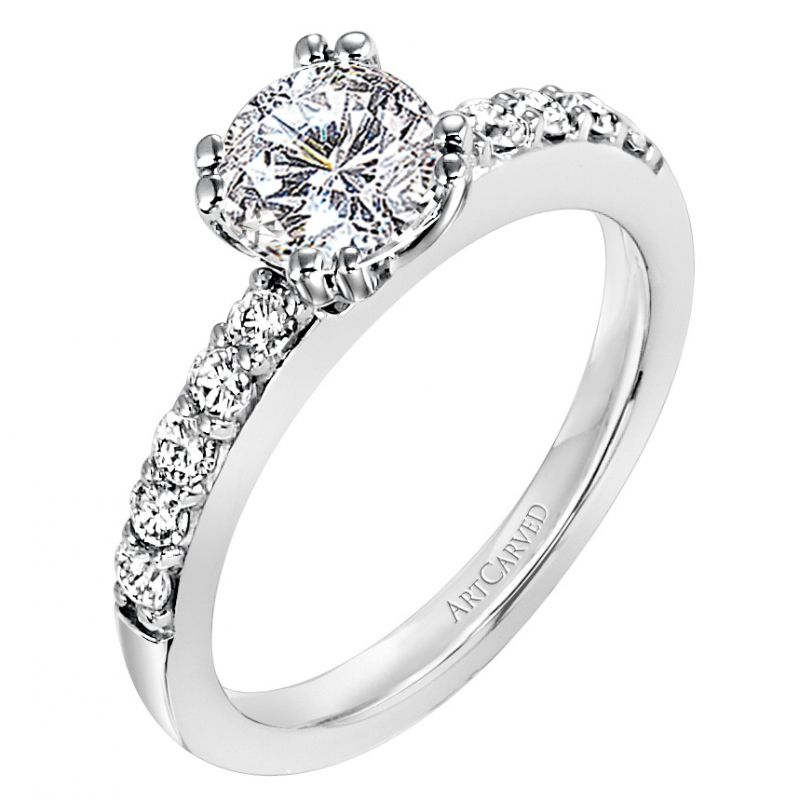 Ring 2136 By Artcarved Bridal Pandora Wedding Ring Diamond Engagement Wedding Ring Jewelry Rings Engagement