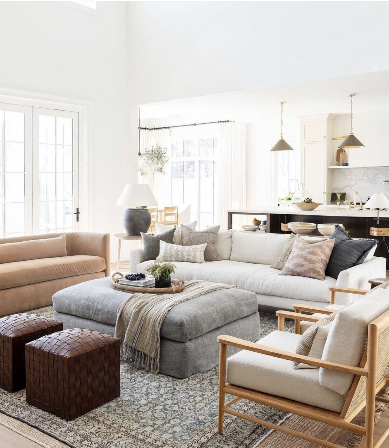 Tips for Living Room Furniture Layout