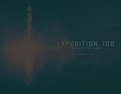 "Check out new work on my @Behance portfolio: ""Expedition 100 (SoM assignment)"" http://be.net/gallery/57262119/Expedition-100-(SoM-assignment)"