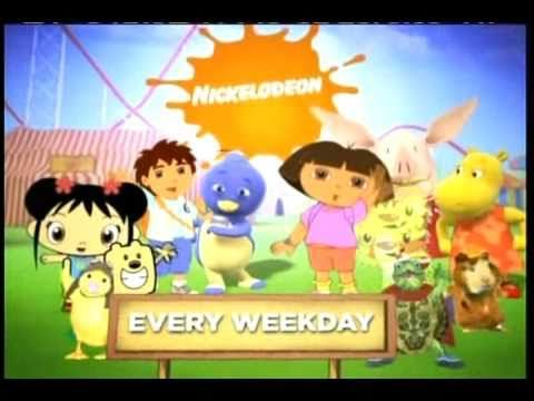 Nickelodeon Nick Jr Promo This Playdate Has It All Youtube Nick Jr Nickelodeon Dora The Explorer