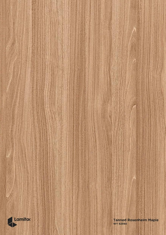 Tanned Rosenheim Maple Wood Texture Laminate Texture